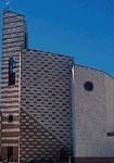 La Chiesa vista da sud-est